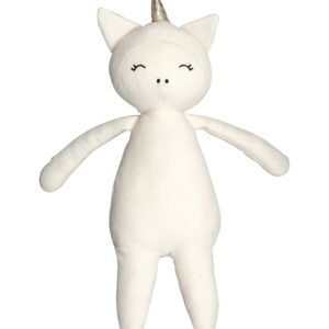 Fabelab Bamse - Buddy Unicorn - 32 cm - Natural