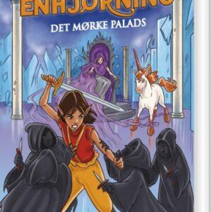 Prinsesse Enhjørning 3: Det Mørke Palads - Peter Gotthardt - Bog