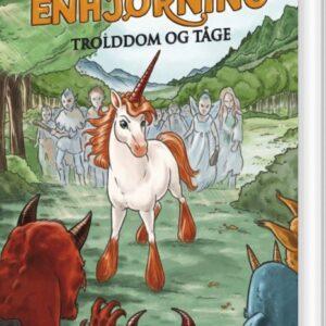 Prinsesse Enhjørning 5: Trolddom Og Tåge - Peter Gotthardt - Bog