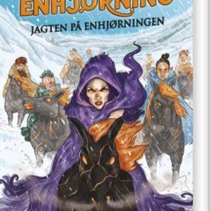 Prinsesse Enhjørning 6: Jagten På Enhjørningen - Peter Gotthardt - Bog