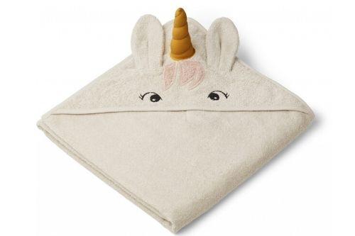 Enhjørninge håndklæde