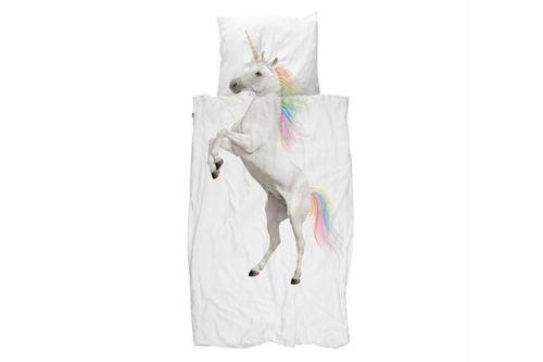 Enhjørninge sengetøj