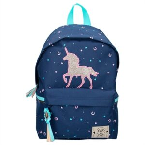 Milky Kiss Backpack Unicorn with Glitters
