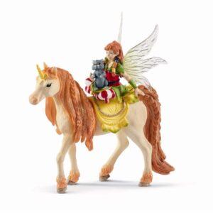 Fairy Marween with glitter unicorn - Schleich