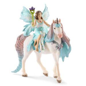 Schleich Bayala Eyela på prinsesse enhjørning